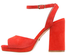 LORNA High Heel Sandaletten red