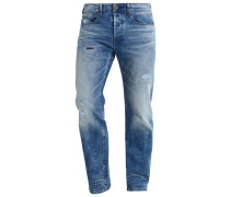 3301 LOOSE - Jeans Relaxed Fit - destroyed denim