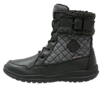 BARTON - Snowboot / Winterstiefel - black