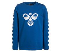 EMORY Langarmshirt classic blue