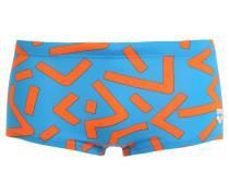 GRAFICO Badehosen Pants turquoise/mango