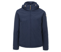 THAD Winterjacke dark blue