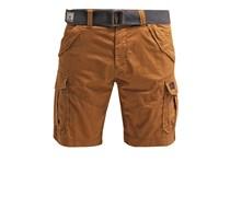 LUKAS Shorts camel