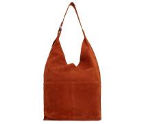 PHILO Shopping Bag burnt orange