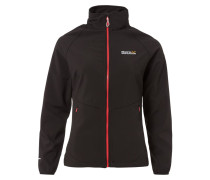 TUGELA Softshelljacke black