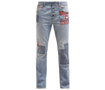 ETHNIC Jeans Relaxed Fit denim medium dark