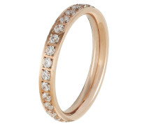 MYTH - Ring - rose gold-coloured/clear