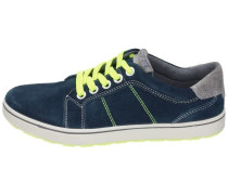 Sneaker low - pavone