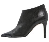 RUSELA High Heel Stiefelette black
