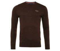 ORANGE LABEL - Strickpullover - brown