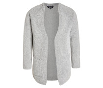 Strickjacke mid grey