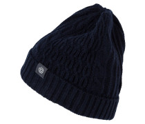 Mütze dunkelblau