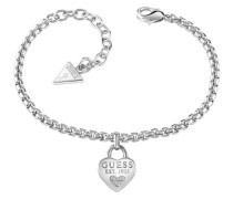 ALL ABOUT SHINE Armband silver coloured