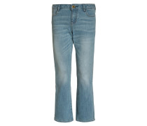 LULU Jeans Bootcut blue denim