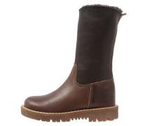 Snowboot / Winterstiefel donker bruin