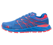 ULTRA ENDURANCE - Laufschuh Trail - blue quartz/rocket red