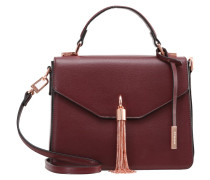 DELINA - Handtasche - berry