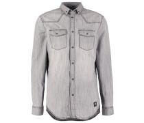 Hemd grey denim
