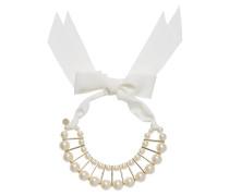 Halskette offwhite