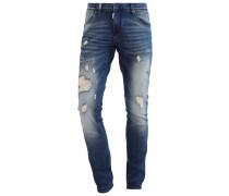 TRAVOLTA - Jeans Slim Fit - blu denim
