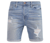 PREP - Jeans Shorts - destroyed light