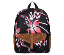 CARRIBEAN - Tagesrucksack - anthracite mistery floral
