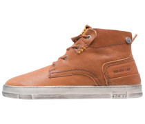 Sneaker high - tan