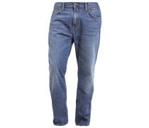 DAVIES OTERO - Jeans Straight Leg - blue