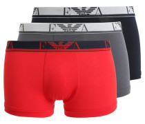 3 PACK Panties red