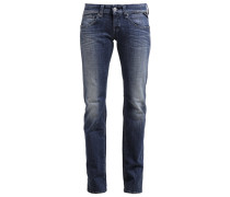 NEW SWENFANI Jeans Straight Leg blue denim