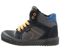 Sneaker high nero/grigio