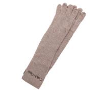 EMMA Fingerhandschuh grey