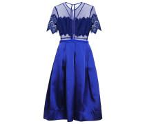WANDERER Cocktailkleid / festliches Kleid ink blue/nude