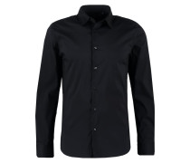 SLIM FIT Businesshemd black