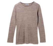 Strickpullover - rhino brown