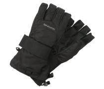 WRISTGUARD Fingerhandschuh black
