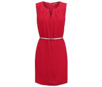 Blusenkleid rouge