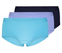 3 PACK Panties aquarius