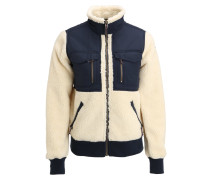 BOLDEN - Fleecejacke - canvas