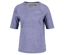 T-Shirt print - navy heather