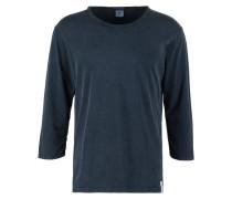 Langarmshirt blue steel