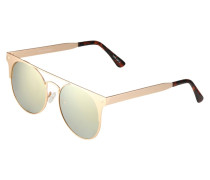 THE IN CROWD - Sonnenbrille - gold