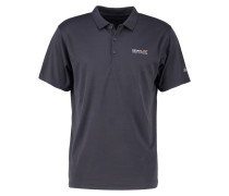 MAVERIK III - Poloshirt - seal grey