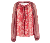 HENDRIX Bluse red