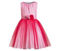 SANDAKAN Cocktailkleid / festliches Kleid paradise pink