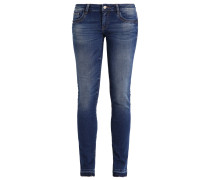 LINDY - Jeans Slim Fit - blue denim