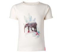 DAPHNE TShirt print off white