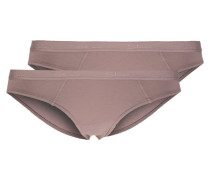 LOVE IT! 2 PACK - Slip - warm taupe