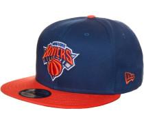 9FIFTY NBA TEAM NEW YORK KNICKS Cap blue/orange