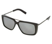 Sonnenbrille shiny black